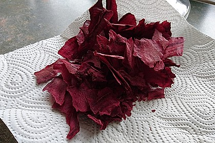 Rote Bete - Chips 2
