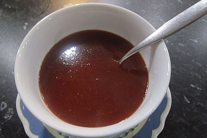 Don Diegos schnelle Currywurst-Sauce, chunky-style 4