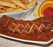 Don Diegos schnelle Currywurst-Sauce, chunky-style (Bild)