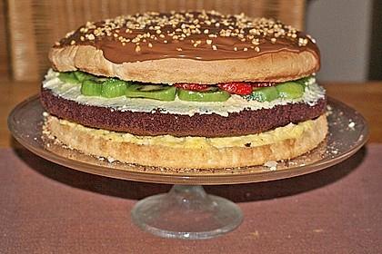 Hamburger-Torte 1