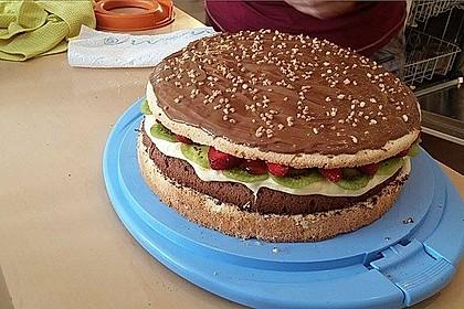 Hamburger-Torte 2