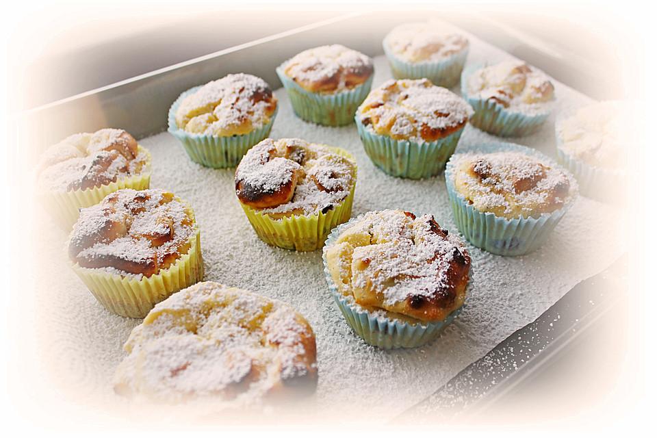 Schnelle Kasekuchen Muffins Von La Cuisine 1990 Chefkoch De