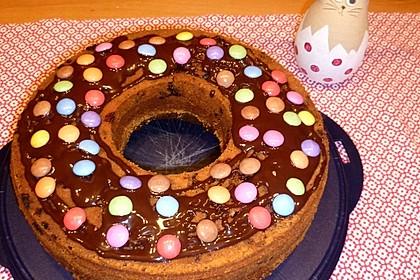 Marmorkuchen mit Schokoladenstückchen 5