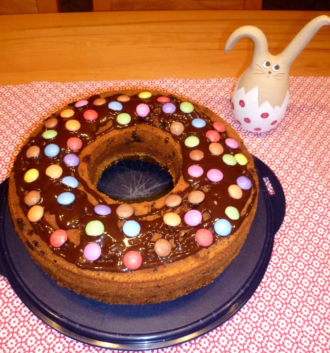 Marmorkuchen Mit Schokoladenstuckchen Von Torten Liebhaberin