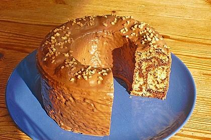 Marmorkuchen mit Schokoladenstückchen 14