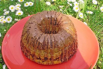 Marmorkuchen mit Schokoladenstückchen 15