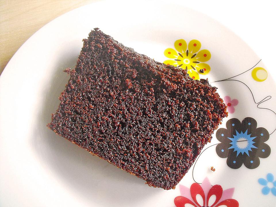 Saftiger Schoko Baileys Kuchen Von Ninja Nina Chefkoch De