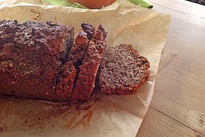 LOGI- oder Low Carb Brot 1