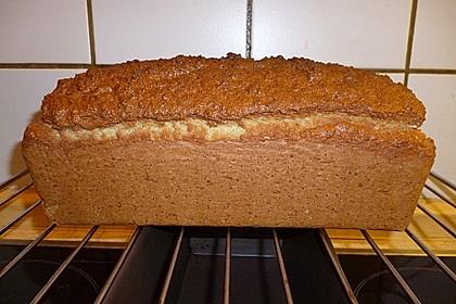 LOGI- oder Low Carb Brot 2