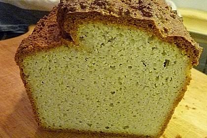 LOGI- oder Low Carb Brot