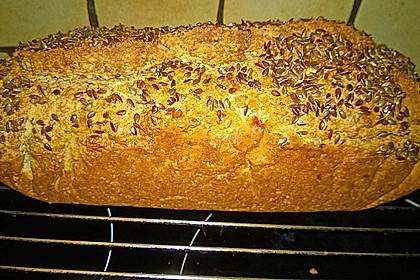 LOGI- oder Low Carb Brot 3