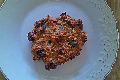 Gesunde Hafer-Cookies