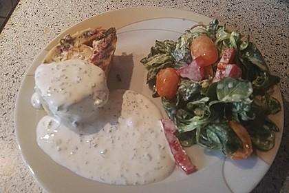 Ofenpfannkuchen mit Gemüse und Feta 48