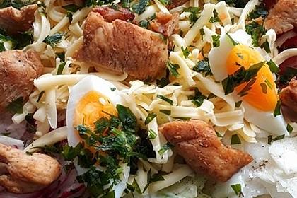 Fitness-Salat mit Hähnchen 6