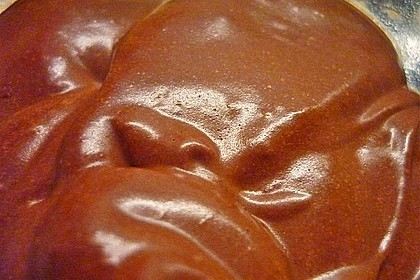 Vegane Mousse au chocolat 1