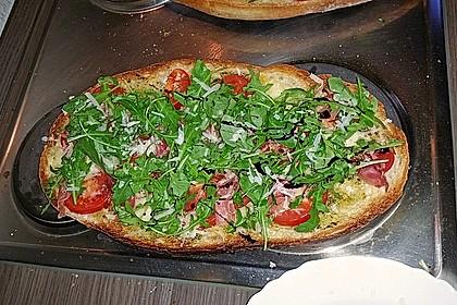 "Fladenbrotpizza ""Napoli"" 31"