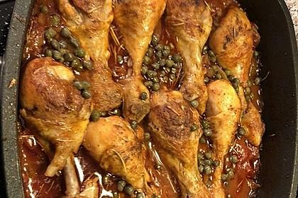 Italienische Hähnchenkeulen 21