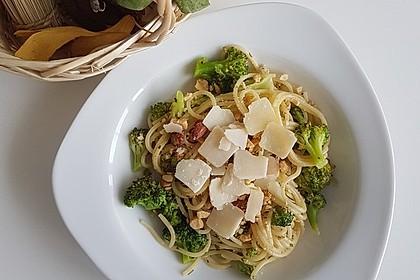 Pasta mit Brokkoli 5