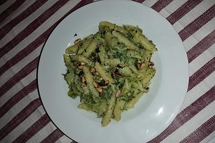 Pasta mit Brokkoli 27