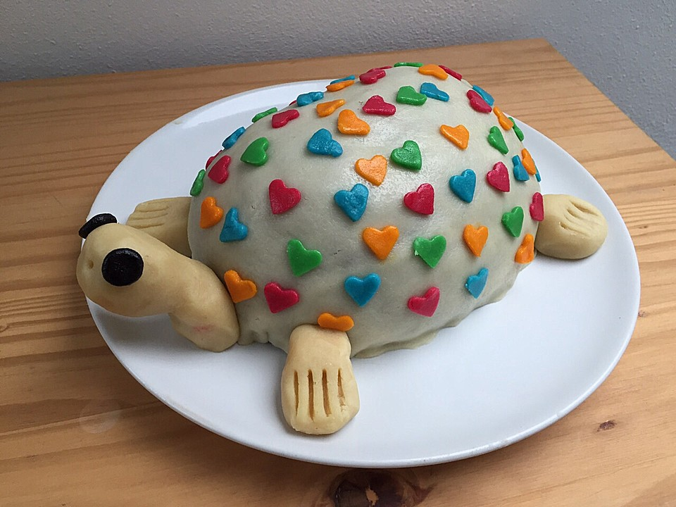 Schildkrotenkuchen Von Schildkroete574 Chefkoch De