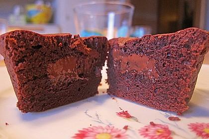 Schokoladenküchlein mit flüssigem Kern 4