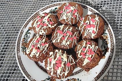 Schokoladenküchlein mit flüssigem Kern 14