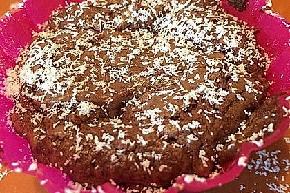 Schokoladenküchlein mit flüssigem Kern 15