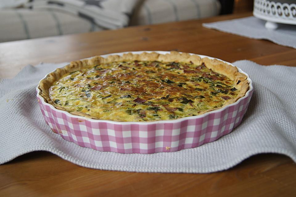 Quiche Lorraine Der Klassiker Von Chefkoch Video Chefkoch