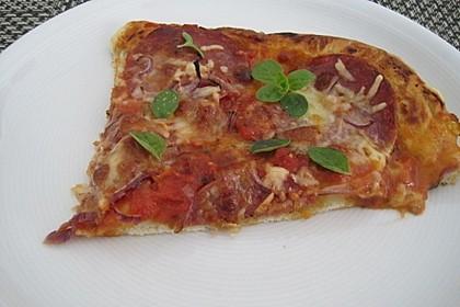 Pizzateig zum Selbermachen 3