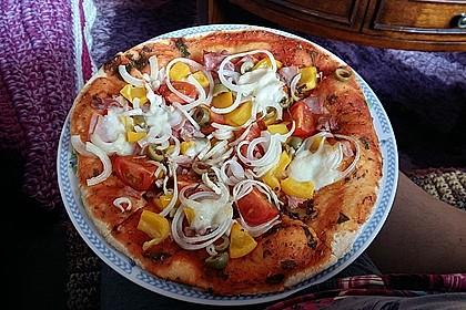 Pizzateig zum Selbermachen 1
