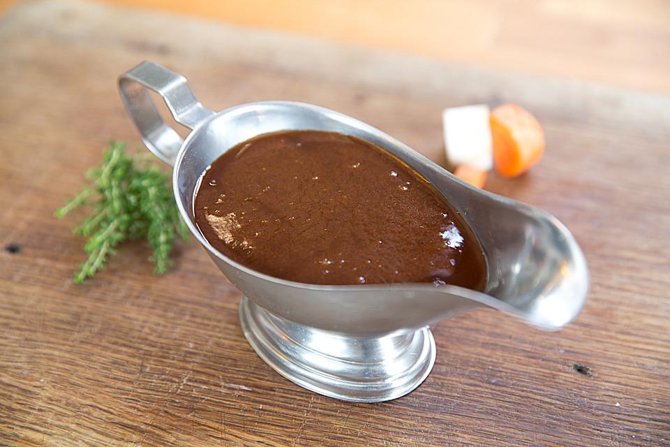 Braune Sauce Von Chefkoch Video Chefkoch