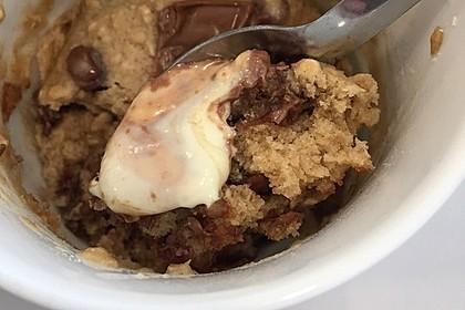 Mug Cake Oatmeal 13