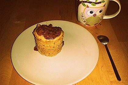 Mug Cake Oatmeal 5