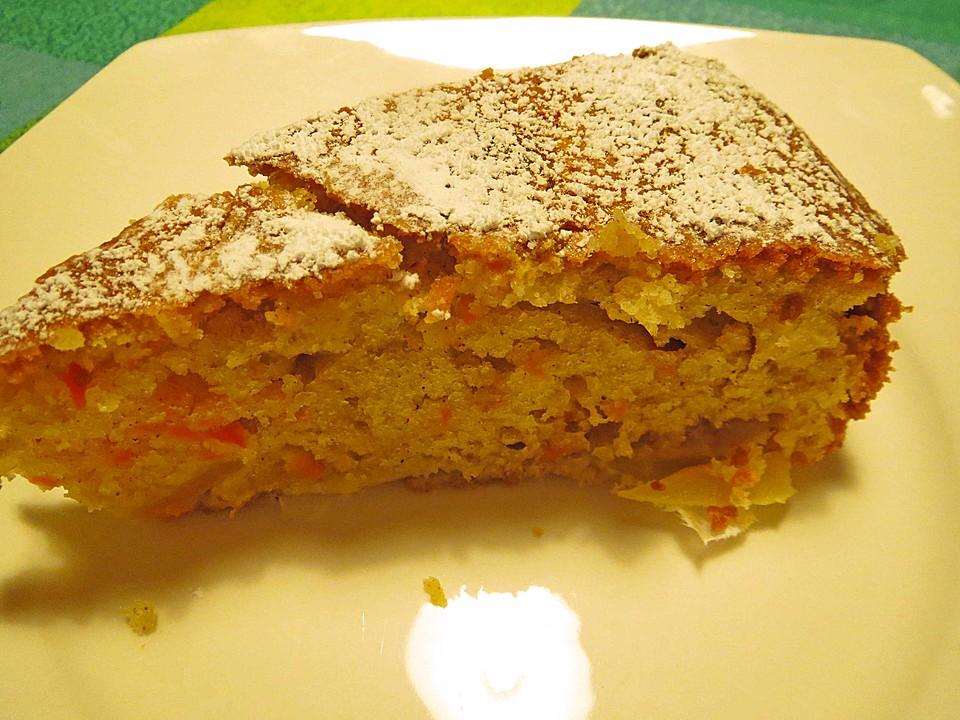 Apfel Karotten Kuchen Von Riga53 Chefkoch De