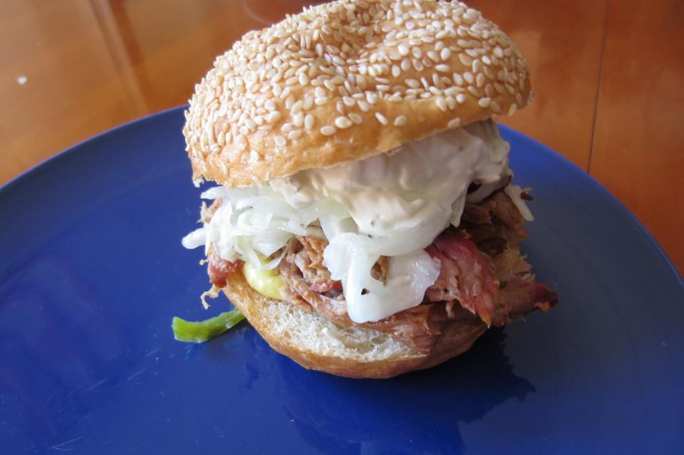 Pulled Pork Gasgrill Chefkoch : Pulled pork aus dem smoker von chefkoch video chefkoch