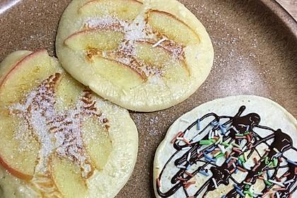 Pfannkuchen, Crêpe und Pancake 33