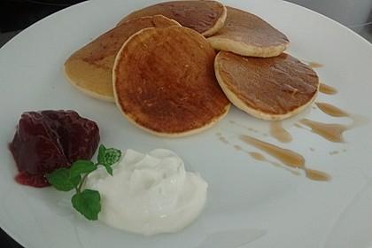 Pfannkuchen, Crêpe und Pancake 16