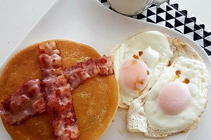Pfannkuchen, Crêpe und Pancake 66