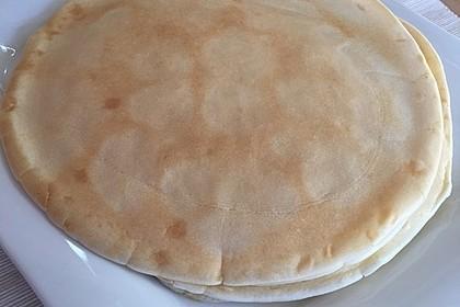 Pfannkuchen, Crêpe und Pancake 55