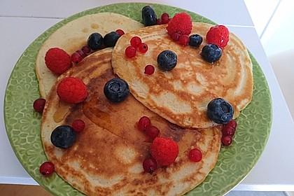 Pfannkuchen, Crêpe und Pancake 4