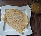 Pfannkuchen, Crêpe und Pancake (Bild)