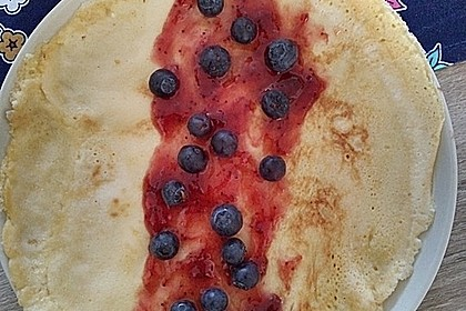 Pfannkuchen, Crêpe und Pancake 62