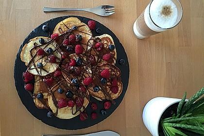Pfannkuchen, Crêpe und Pancake 2