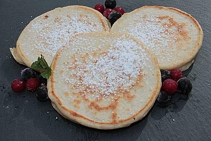 Pfannkuchen, Crêpe und Pancake 1
