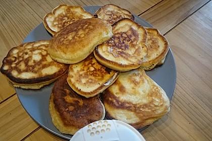 Pfannkuchen, Crêpe und Pancake 31