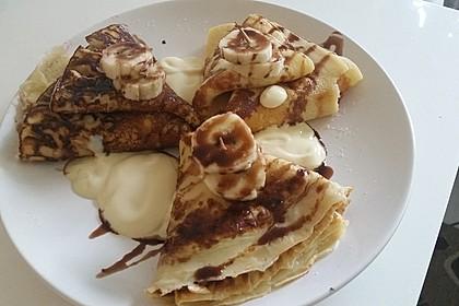 Pfannkuchen, Crêpe und Pancake 14
