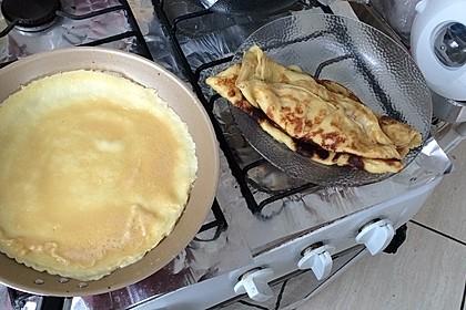 Pfannkuchen, Crêpe und Pancake 79