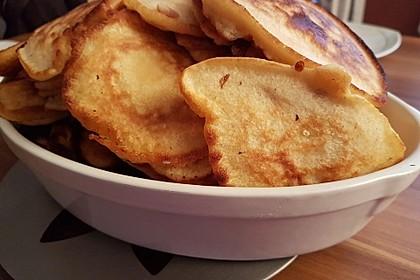 Pfannkuchen, Crêpe und Pancake 77