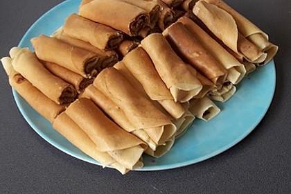 Pfannkuchen, Crêpe und Pancake 12