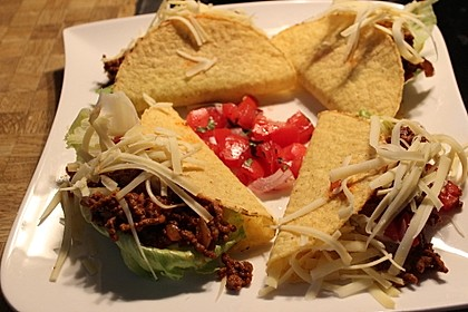 Hackfleisch-Tacos 8